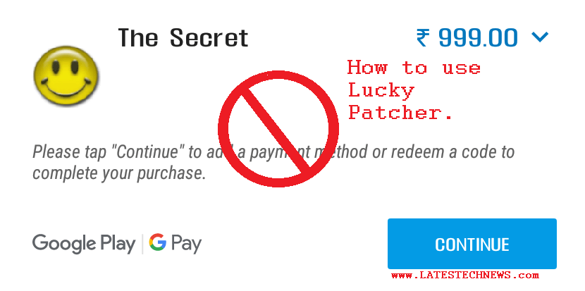 How to use lucky patcher to hack in-app purchases in android phones