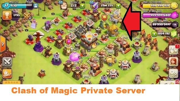Download the best COC Private servers for android and ios