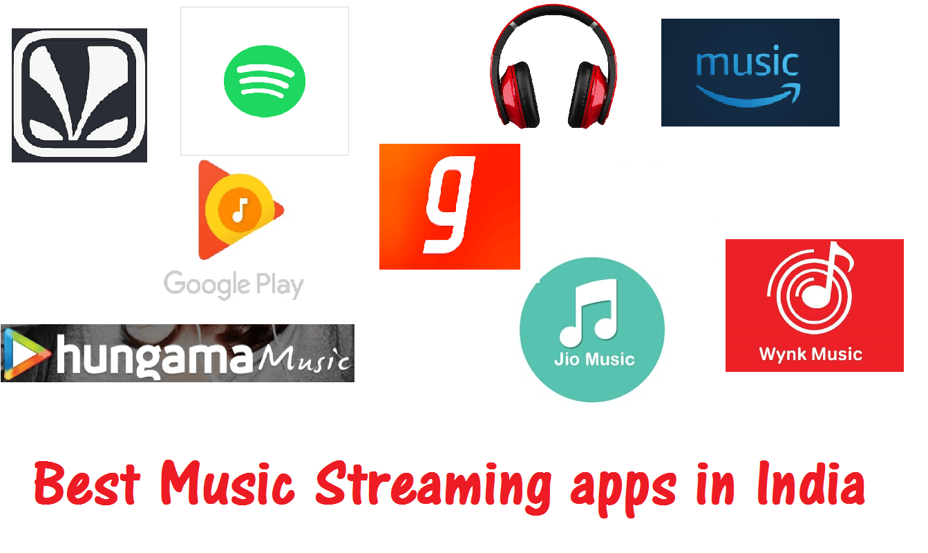 Best music streaming apps in india