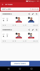 Dream11 referral codes for free cash / How to make money online from the Dream11