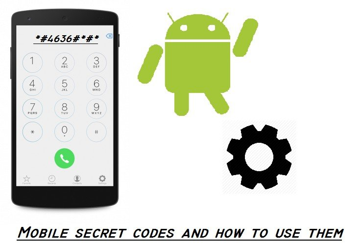 Secret mobile codes