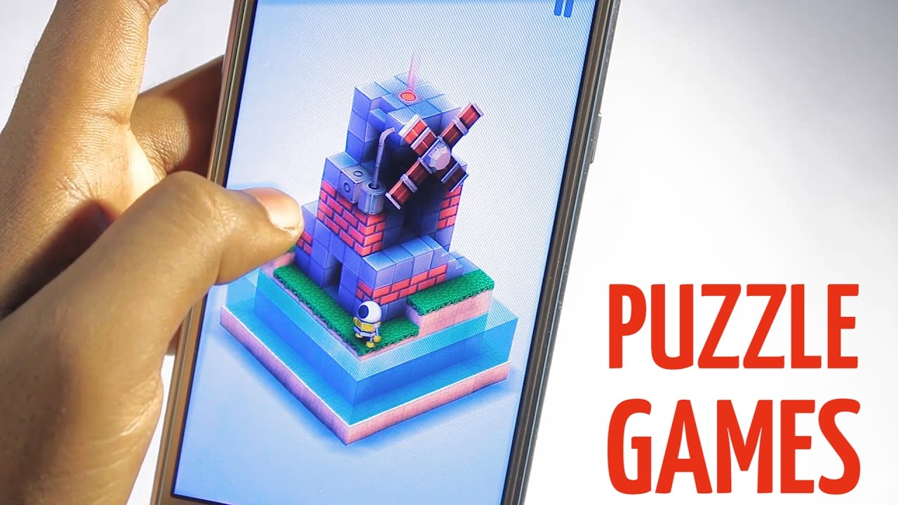 Top Puzzle Games for Android.